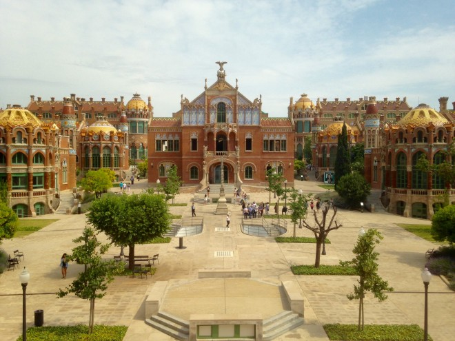 Galeria Visita Barcelona